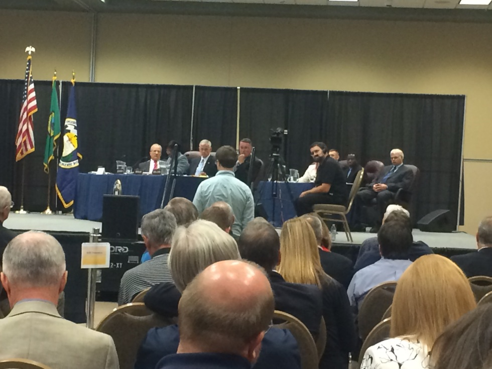 Hanford Challenge legal intern, Tim Feth, comments on broken safety culture at latest DNFSB meeting.
